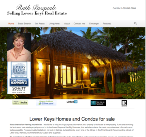 lower keys agent websites