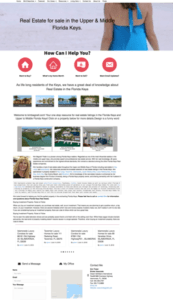 upper keys real estate