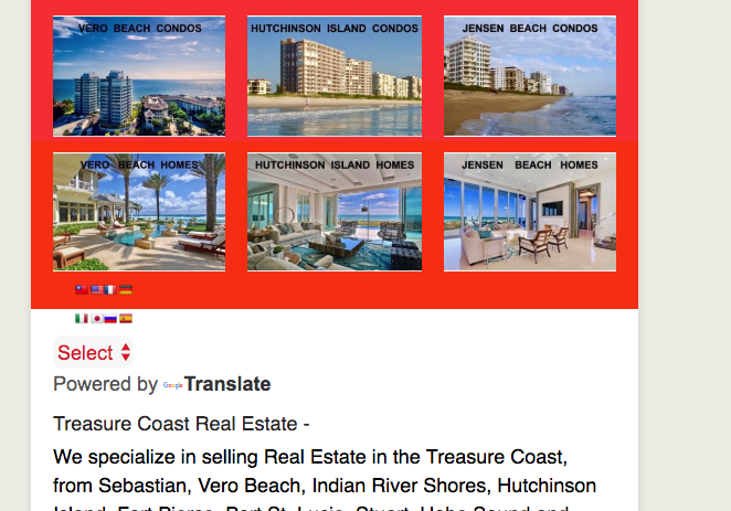 Home Page Image of Real Estate Expo in Fort Pierce Fl.